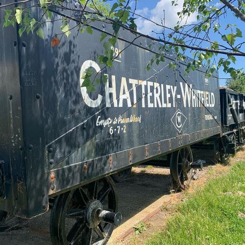 Chatterley Whitfield Heritage Country Park