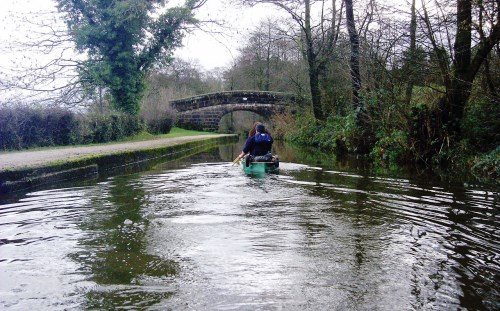 Stoke-on-Trent's Canoe Heritage Trail
