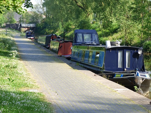 Canals in Stoke-on-Trent