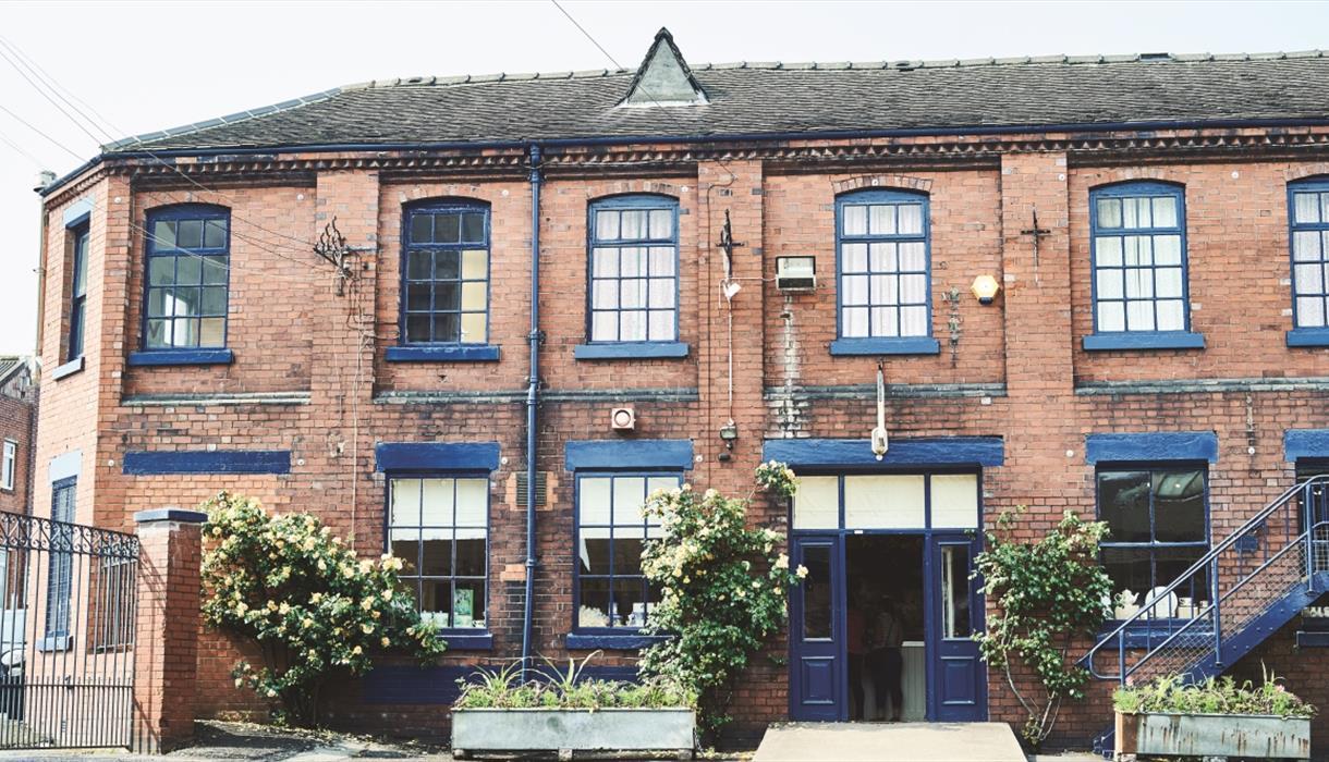 Emma Bridgewater Factory - Visit Stoke