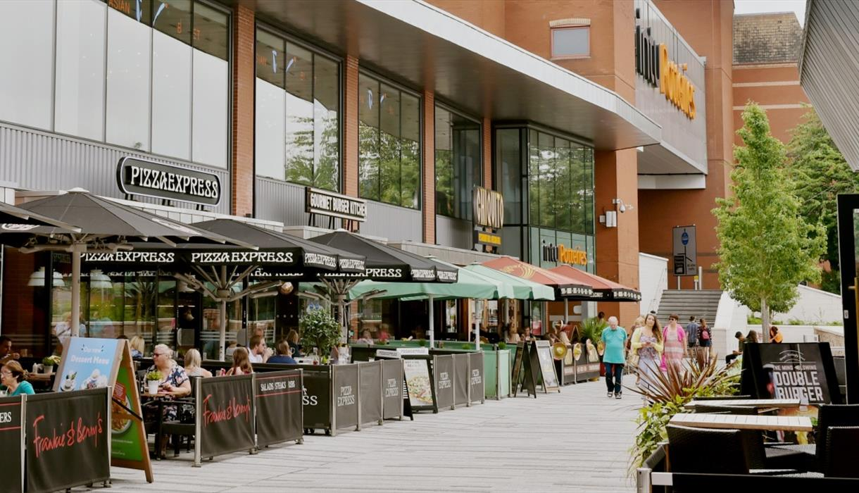 Pizza Express Stoke On Trent Visit Stoke