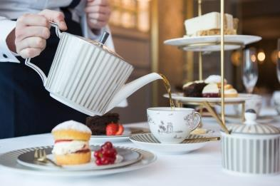 Top 10 places for Afternoon Tea