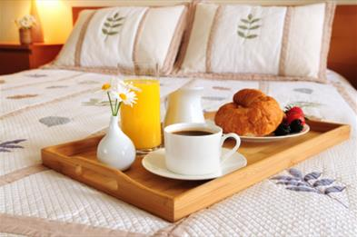 Bed & breakfast accommodation in Stoke-on-Trent
