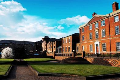 Hotels in Stoke-on-Trent