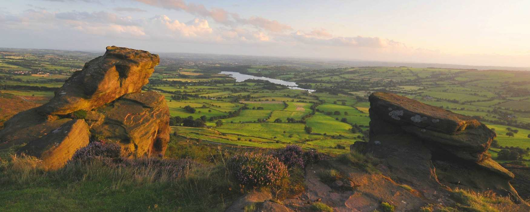 The Roaches in the Staffordshire Moorlands