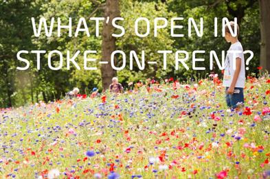 Thumbnail for What's open in Stoke-on-Trent?