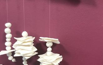 Porcelain Wall Hanging Workshop