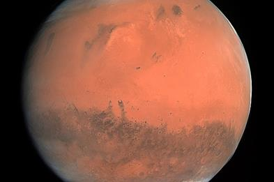 Friday Twilight - Mars Fact and Fiction