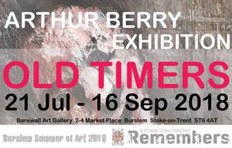Arthur Berry Exhibition: Old Timers