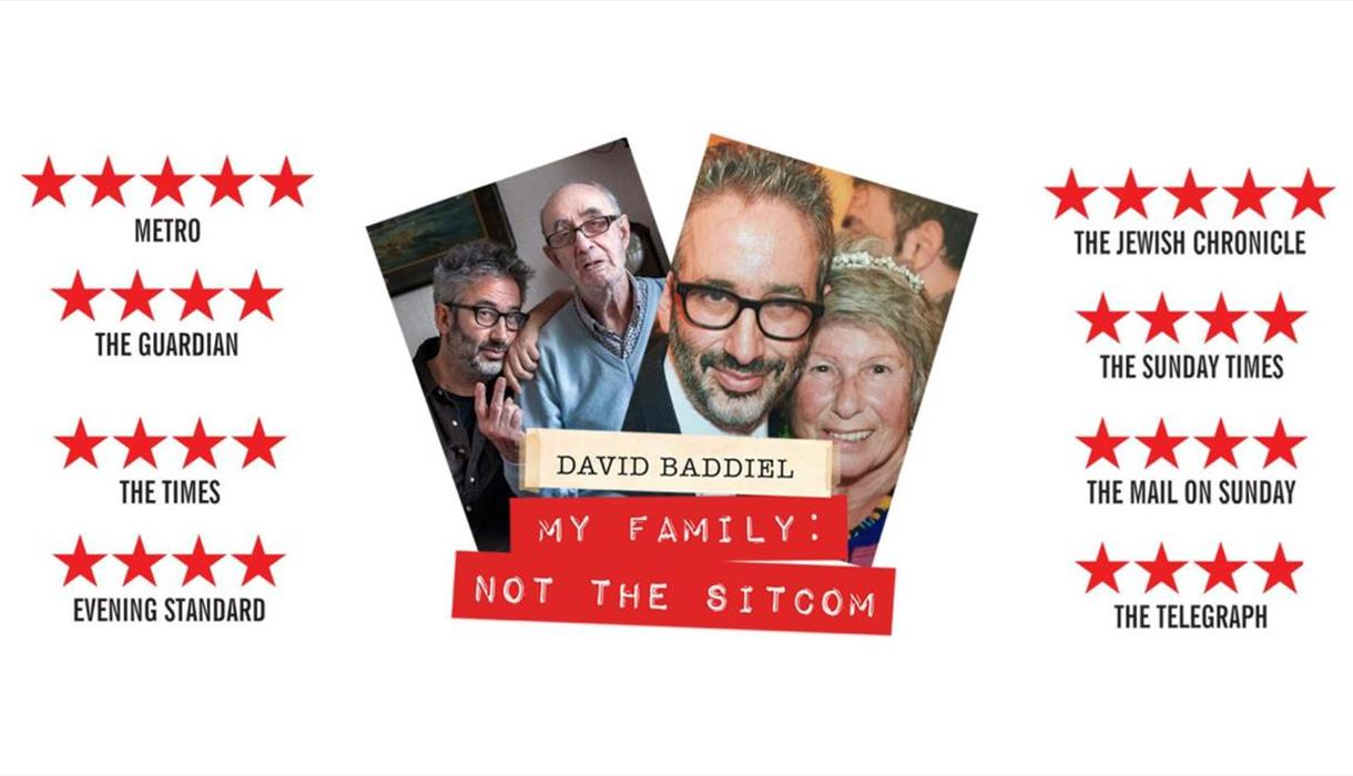 David Baddiel - My Family: Not The Sitcom at the Regent Theatre