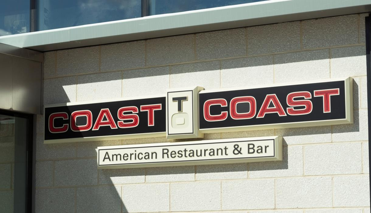 Coast to Coast American Restaurant & Grill at intu Potteries