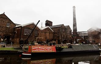 Historic Narrowboat Experience - Middleport to Etruria