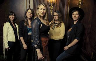 "Della Mae - ""Headlight"" UK Tour"