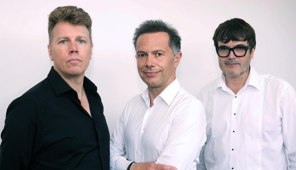 Concerts at Keele: Dominic Alldis Trio