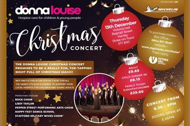 The Donna Louise Christmas Concert