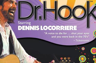 Dr. Hook at Victoria Hall