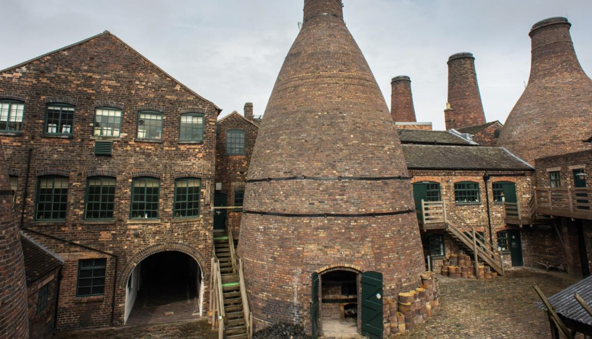 Bottle Ovens - An Archaeologists View