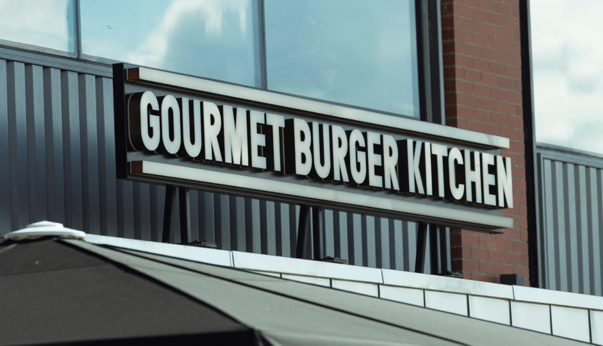 Gourmet Burger at intu Potteries, Stoke-on-Trent