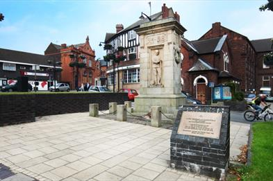 War Memorial (Burslem)