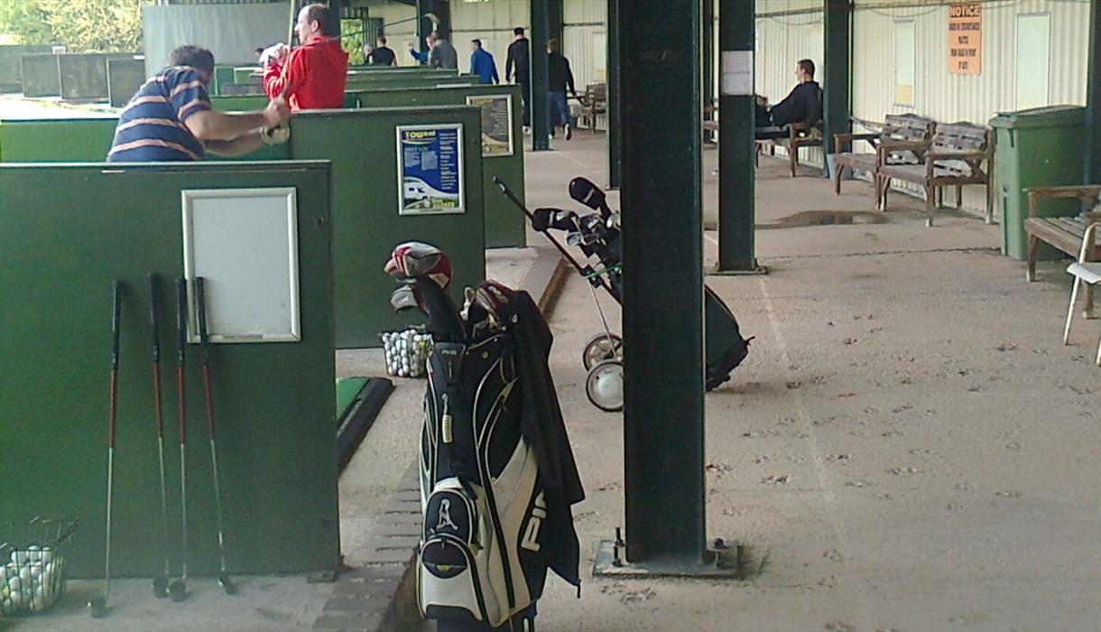 Lightwood Golf Driving Range