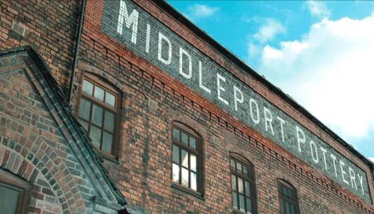 Back in Time at Middleport Pottery