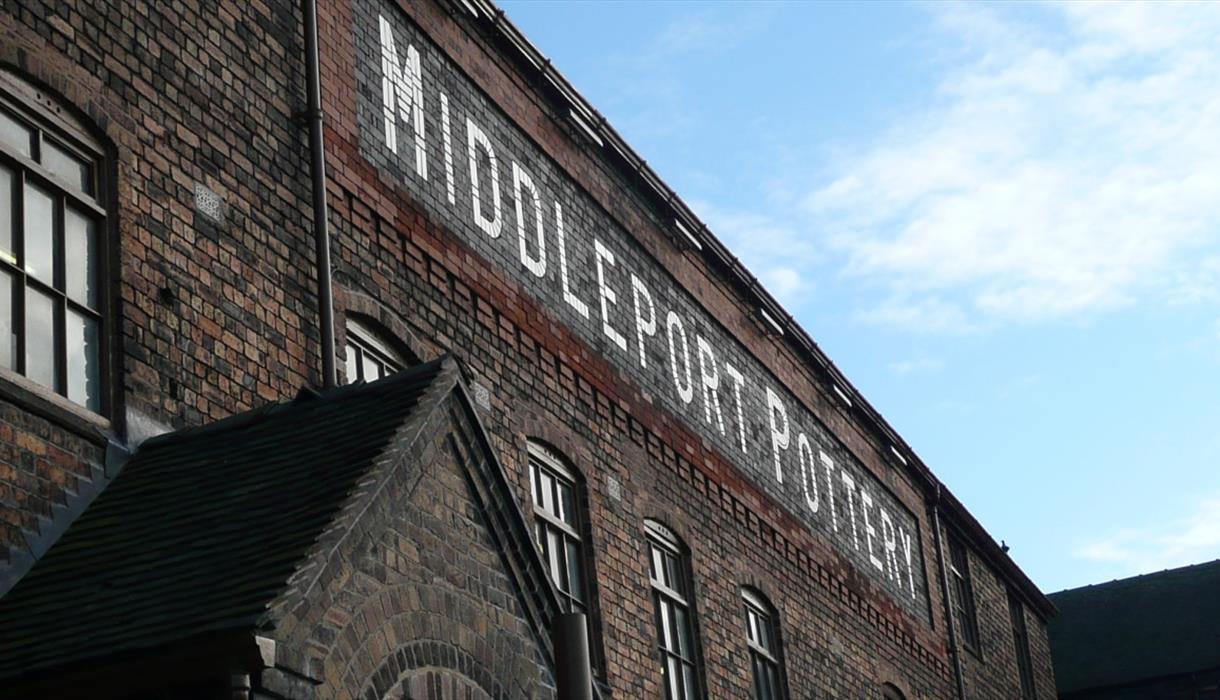 Heritage Open Days at Middleport Pottery