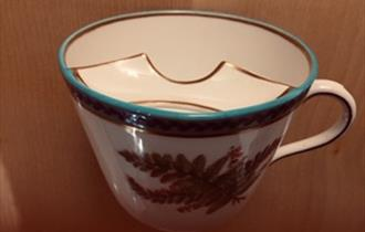 A Victorian Potter's Tale: Harvey Adams and the Moustache Cup