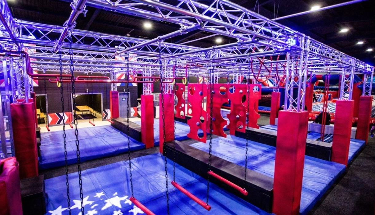 Ninja Warrior UK Adventure Park