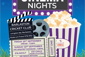 Caudwell Children's Charity Outdoor Cinema Evenings