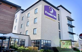 Premier Inn Stoke-on-Trent Hanley