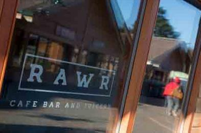 Rawr at Trentham Shopping Village