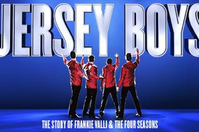 Enjoy the performance of the Jersey Boys