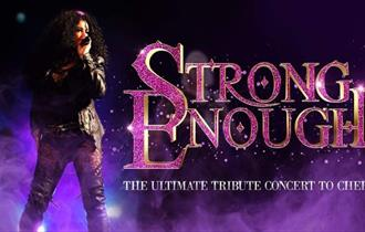 Strong Enough- Cher tribute