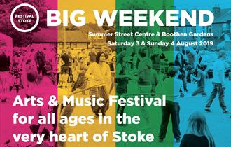Festival Stoke Big Weekend