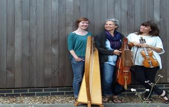 Concerts at Keele: Society of Strange and Ancient Instruments