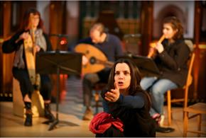 Concerts at Keele: The Telling