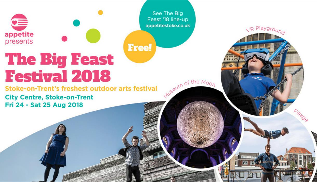 The Big Feast Festival 2018