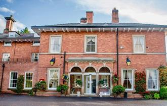Upper House Hotel Barlaston
