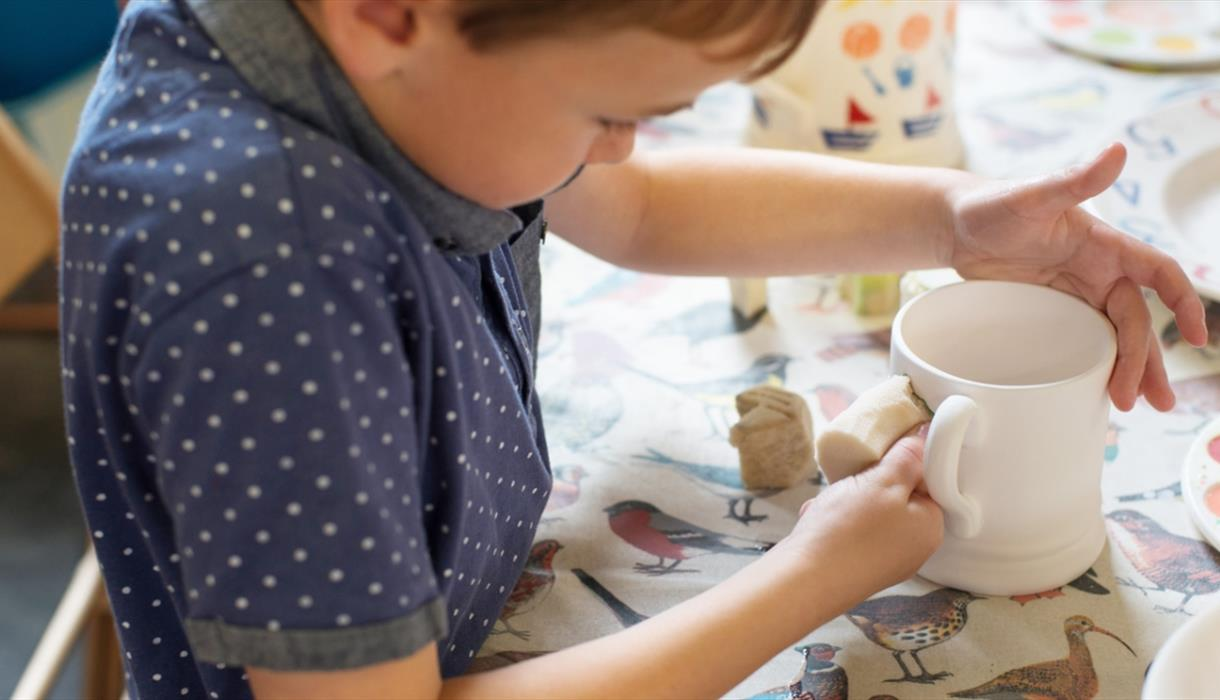 Emma Bridgewater Pottery Activities