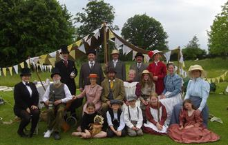 Victorian Takeover Day