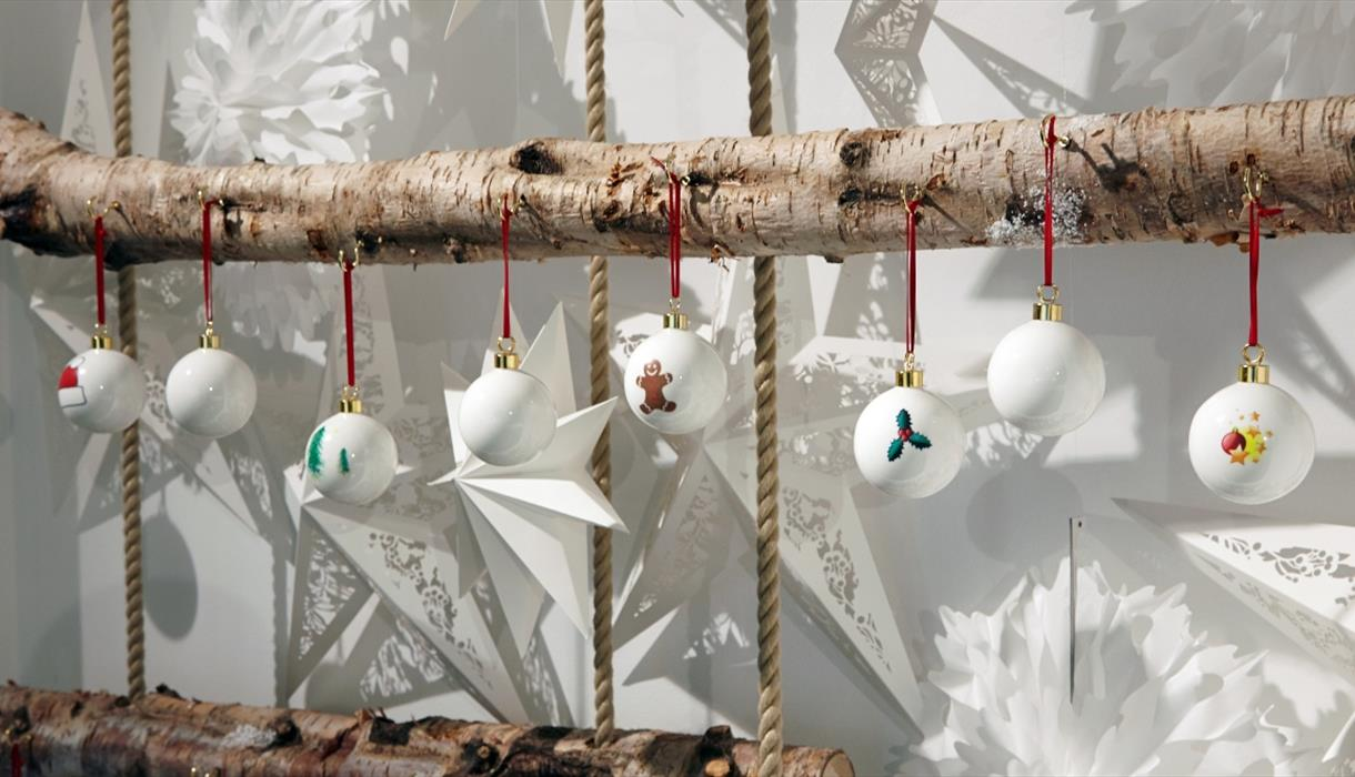 Design Your Own Bauble for Christmas