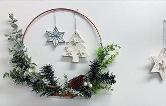 Christmas Workshop – Wreath Making