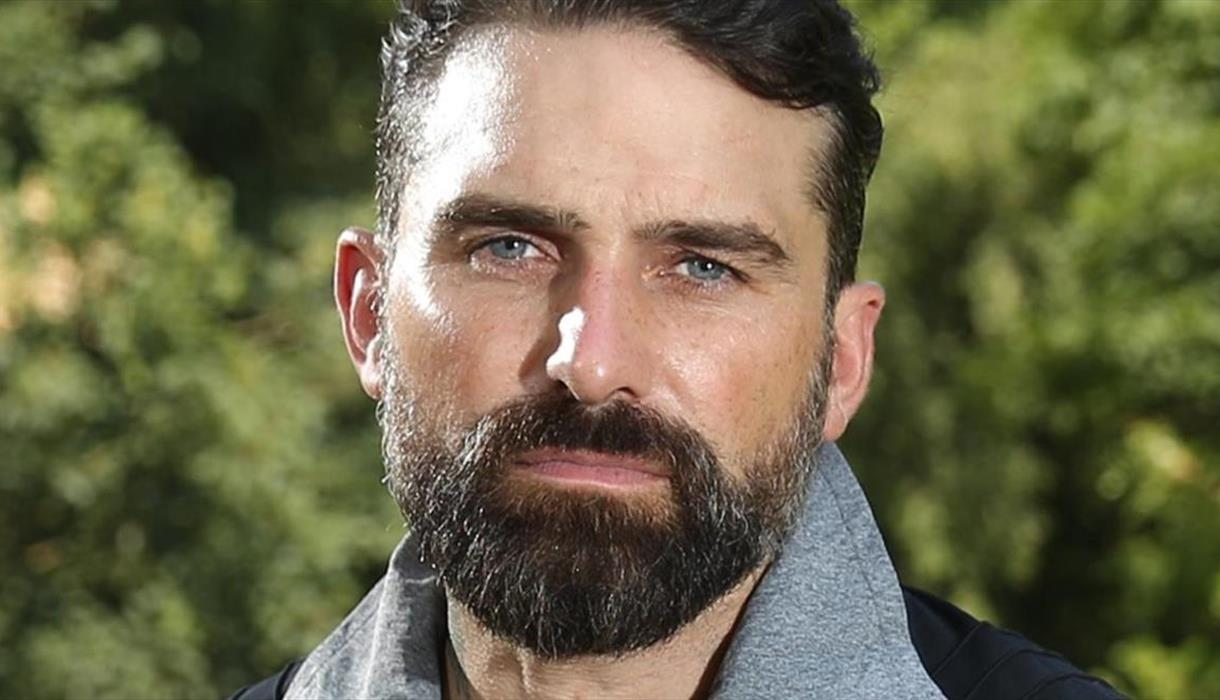 Ant Middleton at the Regent Theatre