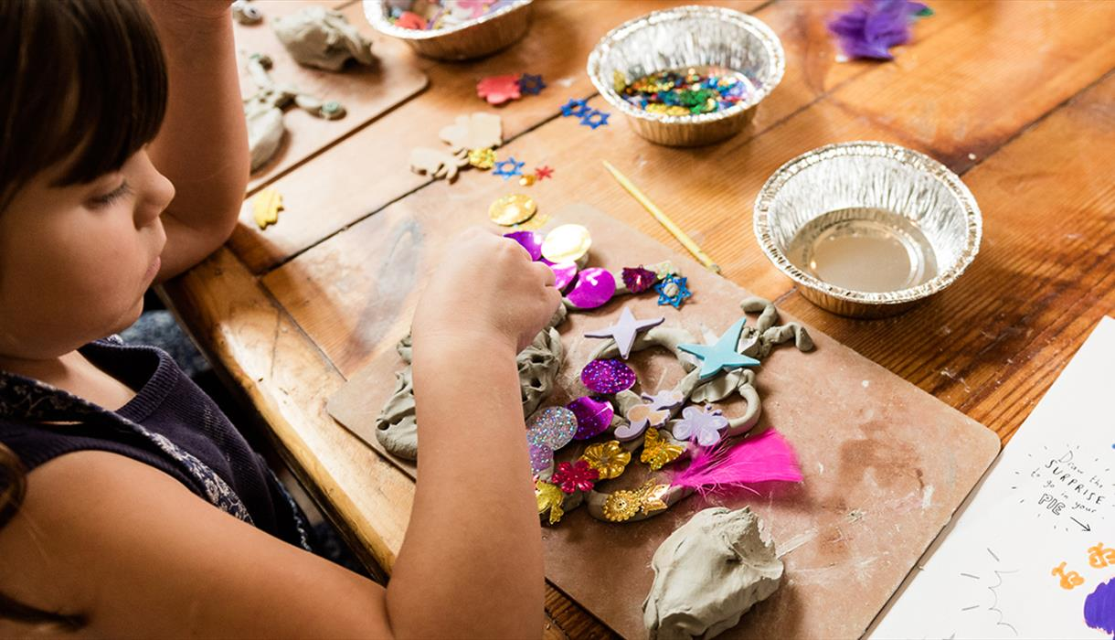Creative Clay - February Half Term