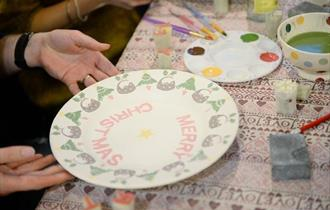 Decorate Your Own Presents at Emma Bridgewater