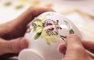 Artisan Demonstrations at the World of Wedgwood