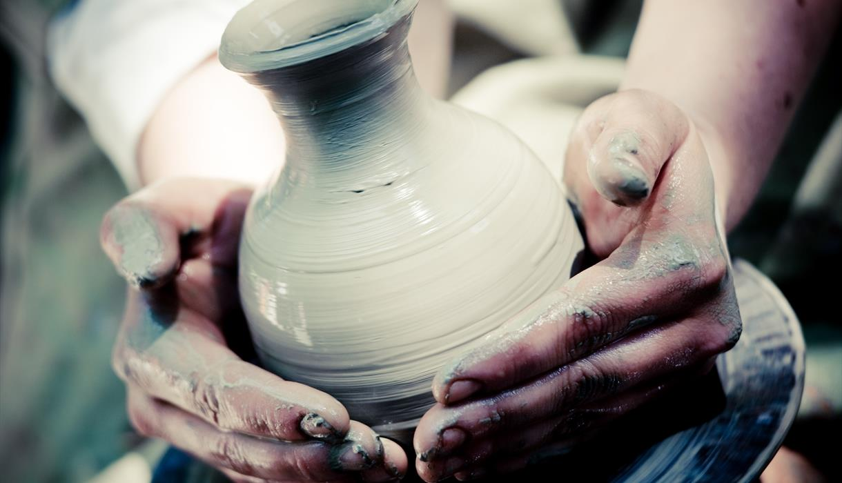1 Day Pottery Throwing Course