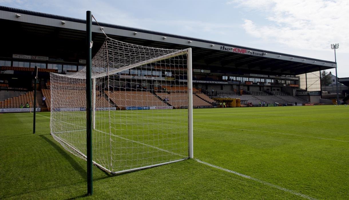 EFL League 2 - Port Vale v Forest Green Rovers