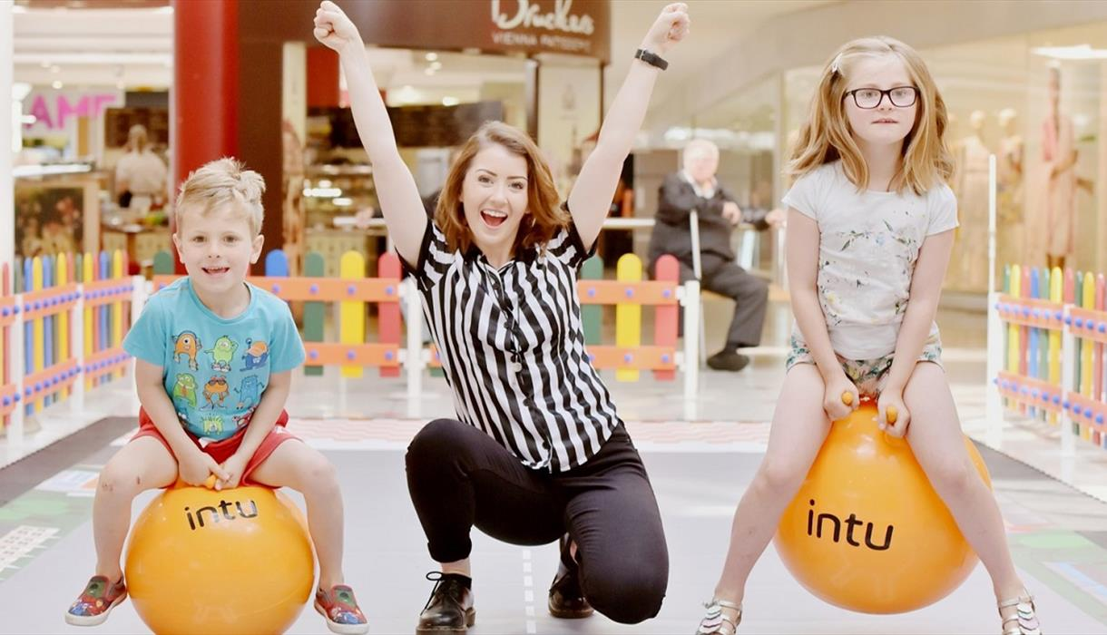 Summer fun at intu Potteries