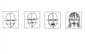 How to Sketch a Self Portrait  (Home Activity)